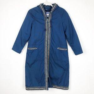 VTG 70's Rainducker Navy Blue Jacket